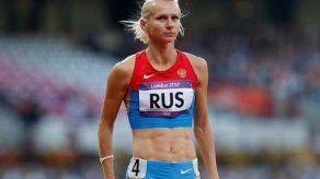 Suspenden por dopaje a dos atletas olímpicas rusas