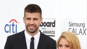 Shakira se siente afortunada de tener un compañero como Gerard Piqué