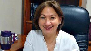 Luz Graciela de Calzadilla es designada vicepresidenta de la Asociación Regional de la OMM