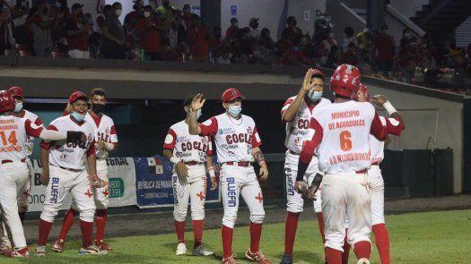 Béisbol Juvenil 2021: Coclé gana primer juego ante Herrera