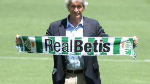 Pellegrini apunta a retoques sobre una una base de plantilla en el Betis