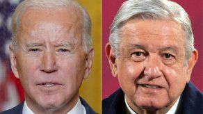 Inmigración en el centro de la cumbre virtual entre Biden y López Obrador