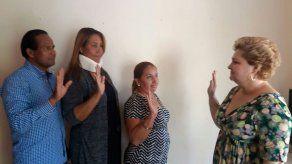 Conape juramentó la junta de Elecciones y junta de Admisión