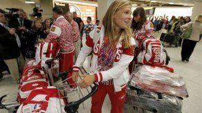Llegan a Londres los primeros grupos de visitantes olímpicos