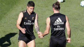 James y Bale entran en una convocatoria sin Hazard
