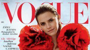 Emma Watson es su propia pareja