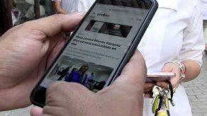 Cuba comienza a brindar servicio de datos para celulares