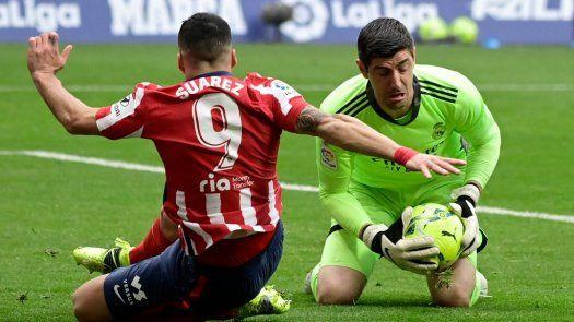 Atlético y Real Madrid, pulso a distancia por LaLiga