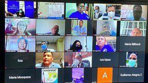 Meduca y gremios docentes participan en mesa de diálogo con mediación de la Defensoría del Pueblo