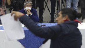 Ecuador: resultados oficiales de elecciones el fin de semana