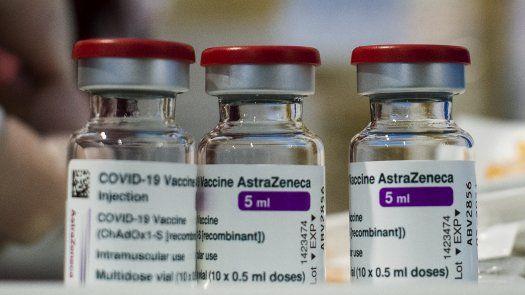 AstraZeneca ha entregado a Panamá 314,400 dosis de vacunas anticovid.