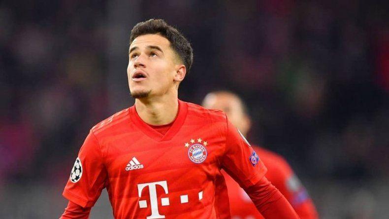 Bayern gana 3-1 a Tottenham y termina con pleno de triunfos