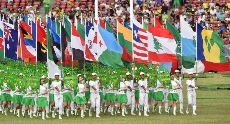 1ra jornada del Mundial de Atletismo 2015