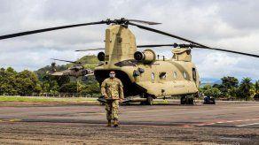 Fuerza Bravo se traslada de Panamá a Honduras para coordinar respuesta ante alerta de tormenta