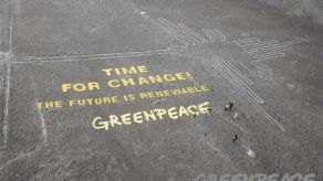 Tribunal peruano rechaza pedido de prisión para activistas de Greenpeace