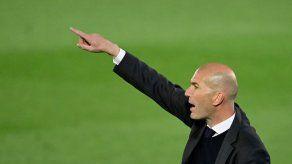 Zidane: No es una mala temporada si se da todo