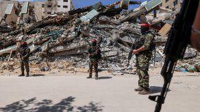 El ataque se produjo durante la escalada militar del 10 al 21 de mayo, en la que Hamás disparó cohetes contra Israel en respuesta a lo que consideraba provocaciones en Jerusalén contra la población palestina.
