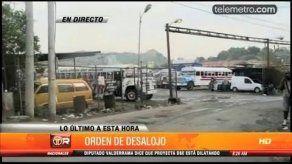Video: Ordenan desalojar piquera de Veranillo