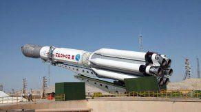 Rusia pierde un satélite mexicano por fallo en lanzamiento de cohete