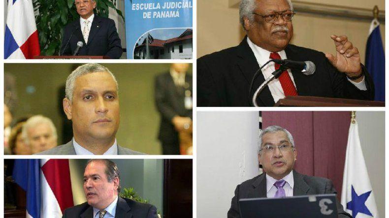 Abogado de Martinelli presenta denuncia contra  cinco magistrados de la CSJ