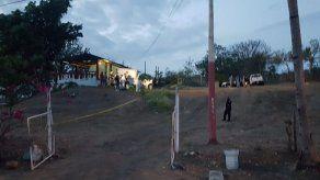 Se registra triple homicidio en Los Santos