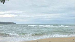 Piden extremar medidas de seguridad en costas del Caribe por aumento de olas