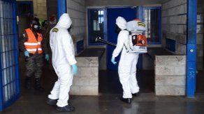 Sistema Penitenciario aclara que los reclusos son sacados de sus celdas durante las fumigaciones