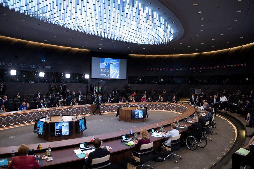 21 países de Europa son miembros de la OTAN