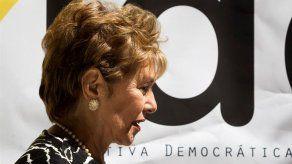 Expresidenta panameña lamenta la muerte del exmandatario colombiano Belisario Betancur
