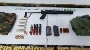 Incautan en dos residencias de Chepo gran cantidad de municiones y uniformes de la Policía