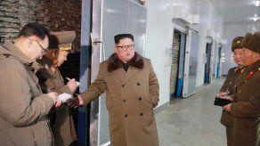 Expertos de la ONU dicen que el programa nuclear Corea del Norte sigue adelante