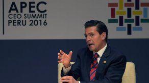 Peña Nieto afirma que México está en una etapa de privilegiar diálogo con EEUU