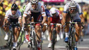 Kittel ganó la 10ma etapa del Tour; Froome sigue de amarillo