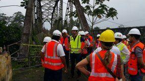 Detalles para construcción del puente sobre el río Sixaola son afinados por Panamá y Costa Rica