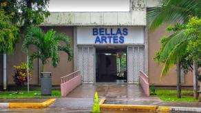 Denuncian mal estado en infraestructuras de la facultad de Bellas Artes de la UP