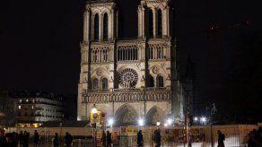 La catedral de Notre Dame aún corre peligro