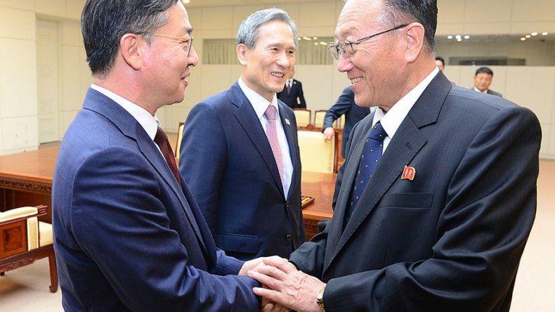 Las dos Coreas alcanzan un acuerdo para rebajar las tensiones militares