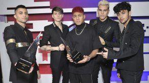 Lista de ganadores de los Latin AMAs