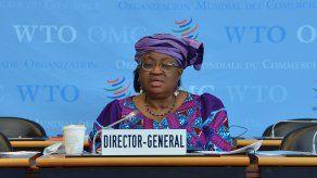 Ngozi Okonjo-Iweala, directora de la OMC.