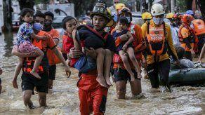 Tifón en Filipinas deja 42 muertos y 20 desaparecidos