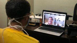 Sistema Penitenciario prepara modulares acrílicos para que reclusos tengan acceso a sus abogados