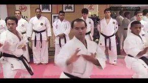 Gabriel Méndez más de 40 años de trayectoria en el Karate