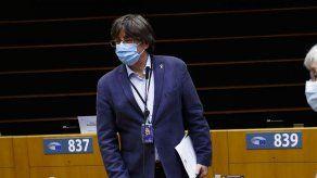 El parlamento UE retira la inmunidad a expresidente catalán
