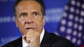 Acusan de acoso sexual a gobernador de Nueva York