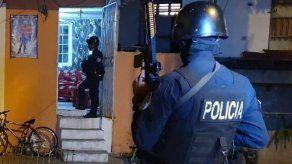 Policía decomisó 3 mil 28 paquetes de droga y capturó a 2 mil 254 personas en marzo