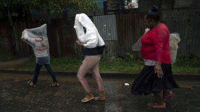 Cerca de 200 personas evacuadas en Honduras por las lluvias del huracán Eta