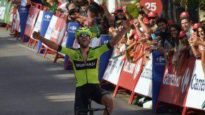 Iturria gana la 11na etapa de la Vuelta