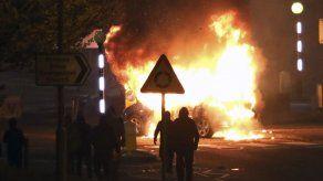 Irlanda del Norte llama a la calma tras noche de disturbios