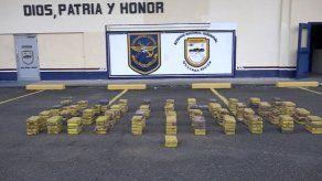 Senan incauta 222 paquetes de droga en la Costa Arriba de Colón