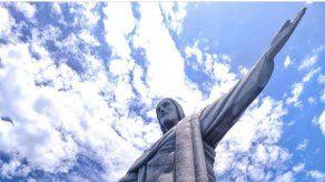 El Cristo de Rio recibirá 2019 iluminado con efectos especiales